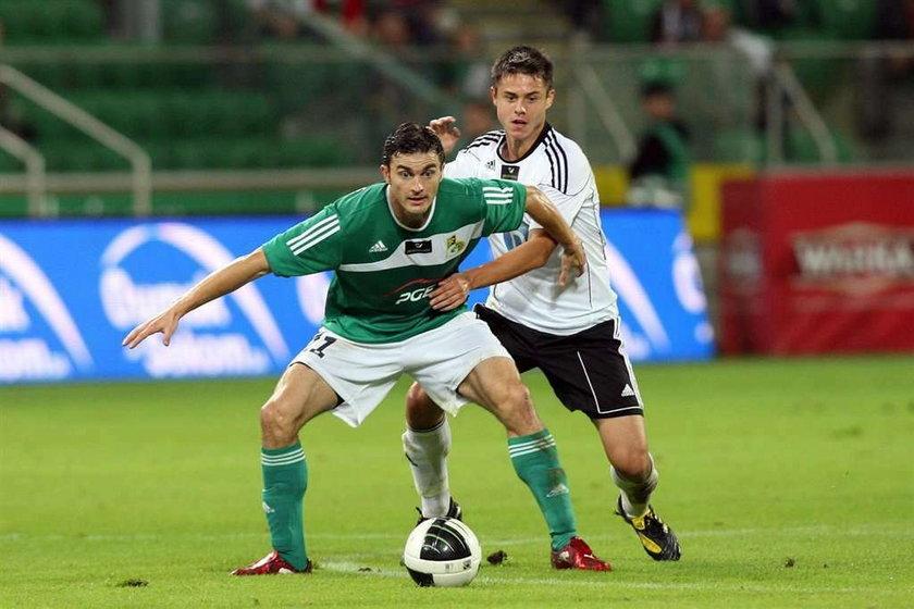 Dwa gole Żewłakowa dały zwycięstwo GKS