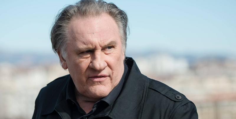Gerard Depardieu głosował w ambasadzie Rosji w wyborach prezydenckich