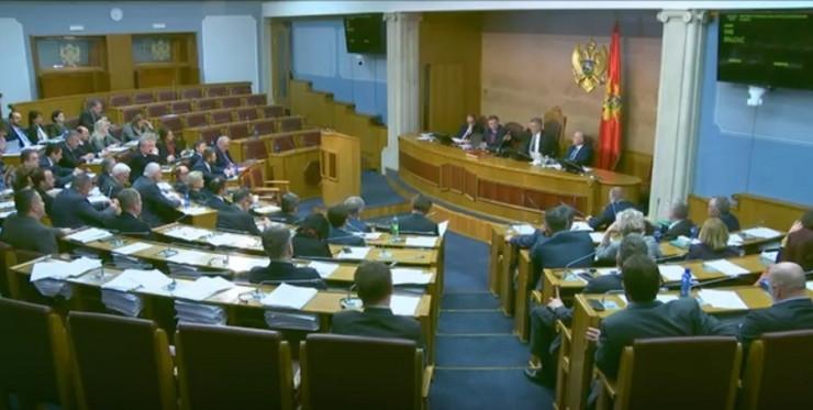 Skupština crna gora, sc youtube