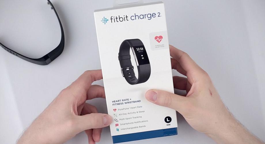Fitbit Charge 2 im Unboxing: HR-Sensor, Atemübungen & Co.