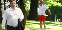 """Minister Michał Wójcik bierze się za dietę i ćwiczenia. """"Chcę zrzucić 10 kg"""""""