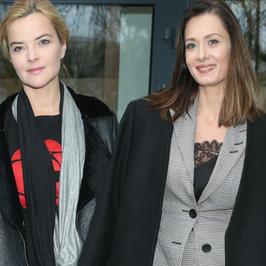 Anita Sokołowska, Monika Zamachowska, Odeta Moro i inne gwiazdy na otwarciu kliniki