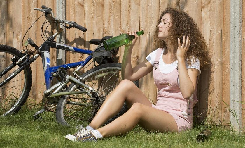 Na rower po kieliszku? Niewiele ci grozi