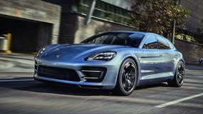 Porsche Panamera Sport Turismo, czyli sportowe kombi