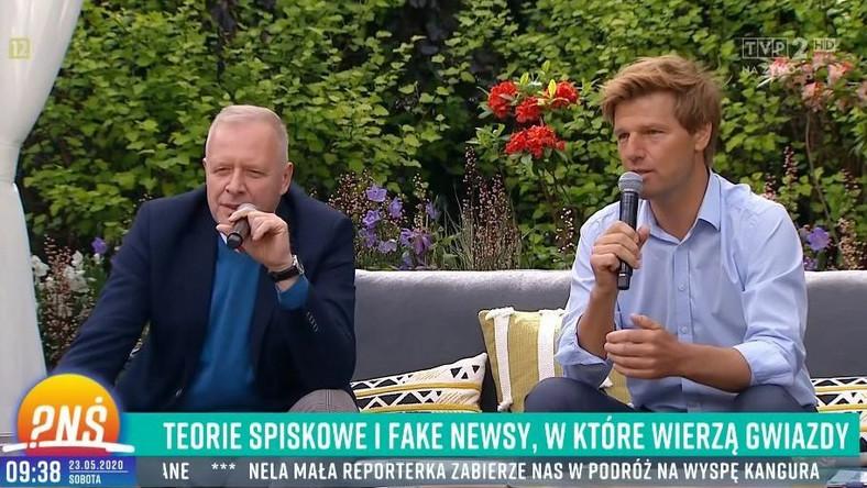 Pytanie na śniadanie: Wojciech Brzozowski i Michał Sutkowski