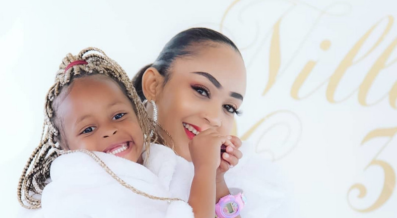Zari Hassan's heartfelt letter to daughter Tiffah Dangote, hours after lecturing trolls