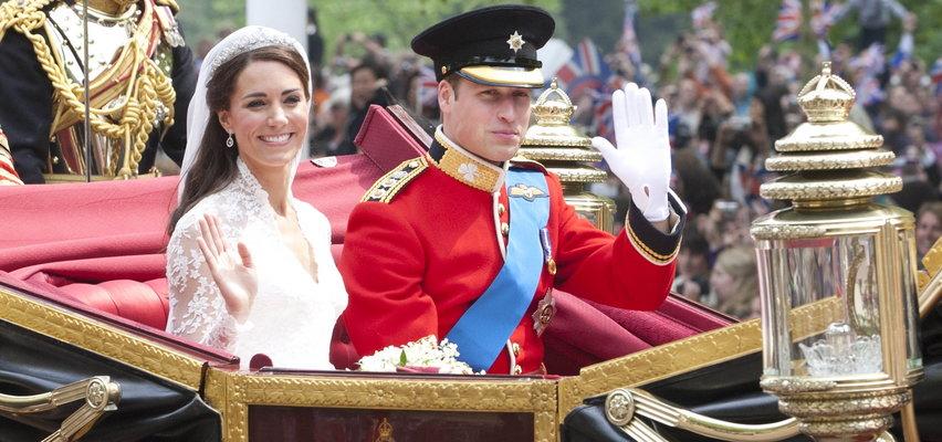 Wyciekł przepis na tort weselny Kate Middleton i księcia Williama!