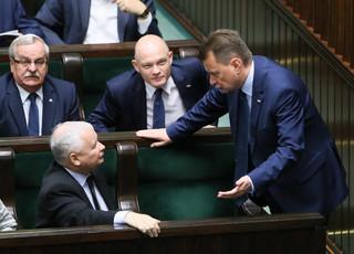 Nowoczesna: Błaszczak jest ministrem bo jest bezwzględnie podległy Kaczyńskiemu