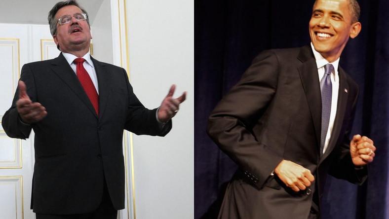 Obama jedzie do Polski. Prezydent Komorowski znów zaliczy wpadkę?