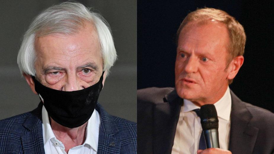 Ryszard Terlecki o powrocie Donalda Tuska: nie obawiamy się go