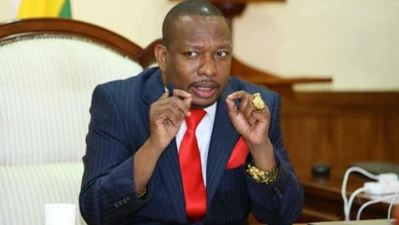 Image result for mike sonko
