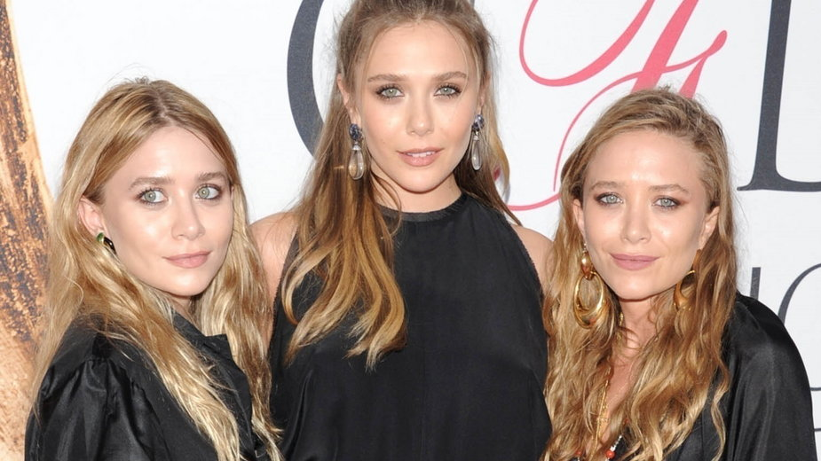 Mary Kate, Ashley i Elizabeth Olsen