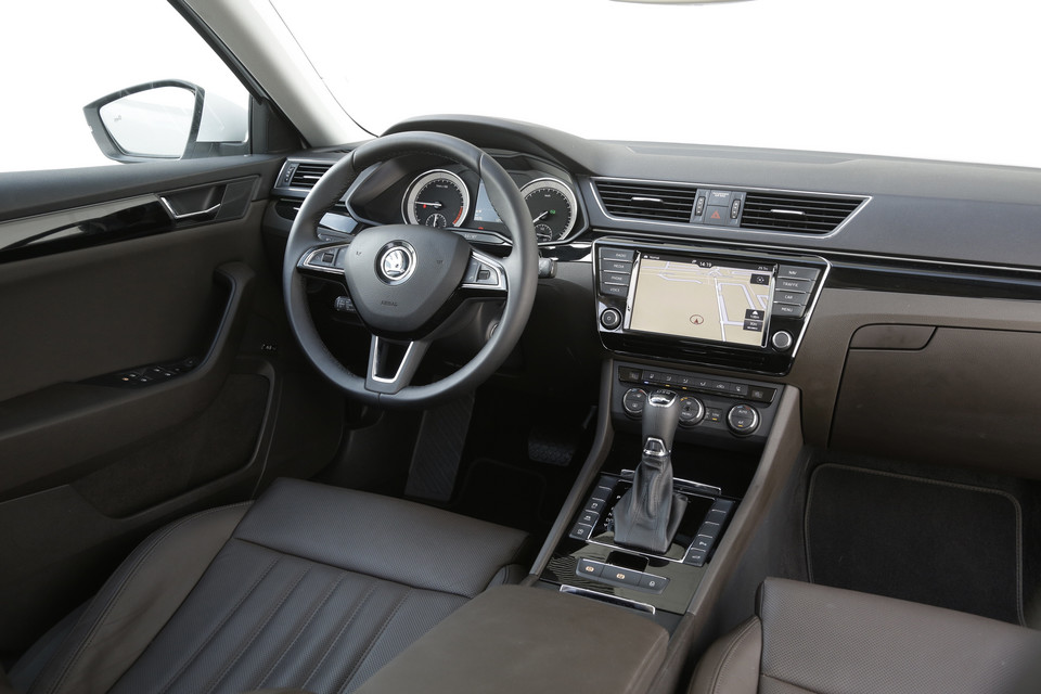 Skoda Superb 2.0 TDI DSG 4x4