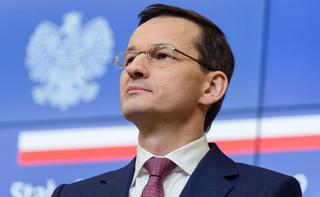 Morawiecki: W poniedziałek możliwa reakcja krajów UE na rosyjski atak