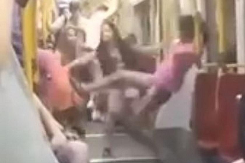 W czwartek rano kryminalni zatrzymali 19-letnią kobietę podejrzewaną o udział w bójce