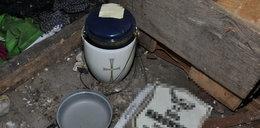 Tajemnicza urna znaleziona w Kożuchówce