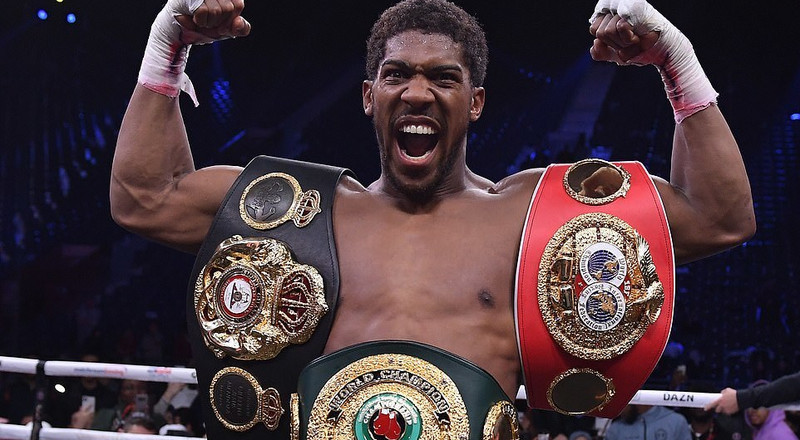 Anthony Joshua beats Andy Ruiz Jr with unanimous verdict victory to reclaim heavyweight belts