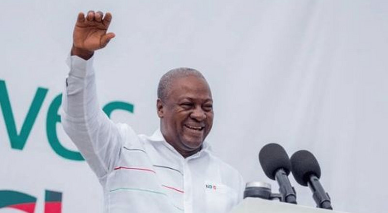 No.2 on ballot paper means Mahama's 'second coming' – NDC