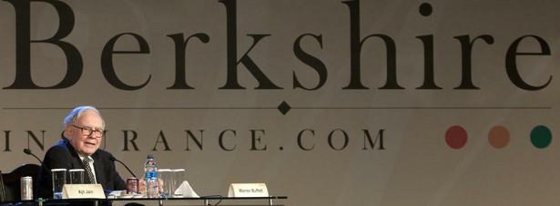 Warren Buffett, prezes i dyrektor generalny firmy Berkshire Hathaway Inc