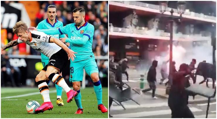 FK Barselona, FK Valensija