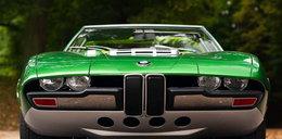 Piękny model BMW, o którym zapomniał świat