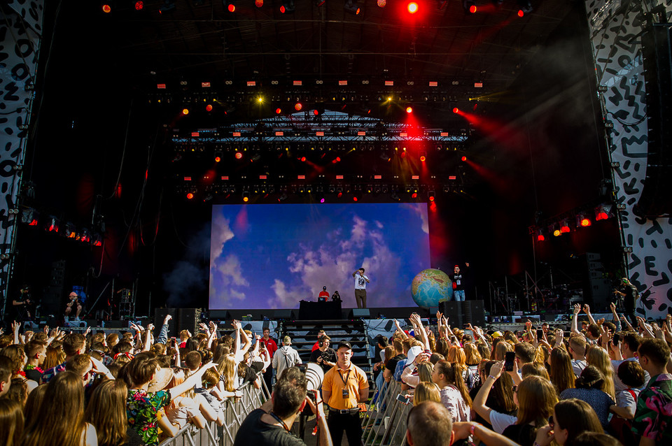 Orange Warsaw Festival 2019: Quebonafide