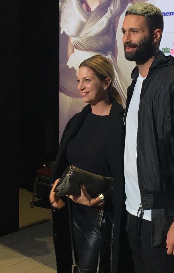 Katarina sa suprugom Aleksandrom