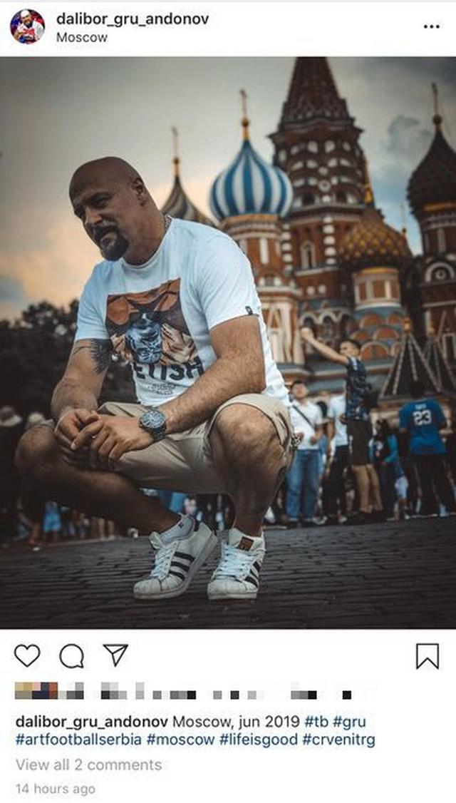 Dalibor Andonov Gru
