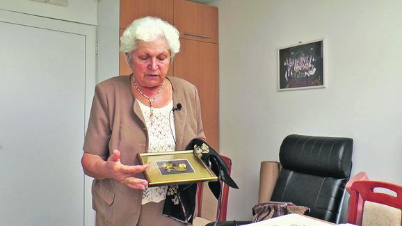 Mira Savković: Poklon koji ima simboličnu vrednost