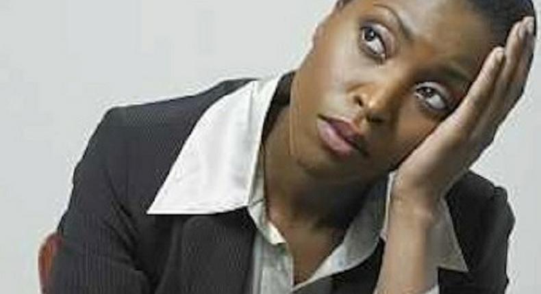 This worried woman needs advice