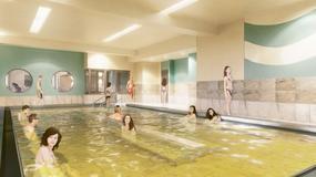 Świętokrzyskie: baseny siarkowe w Solcu-Zdroju czynne