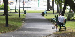 Parkowe chodniki do remontu!