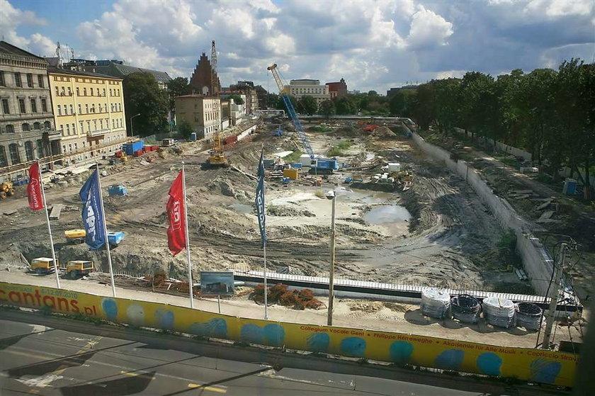Wrocław, billboardy, budowa, inwestycje, promocja
