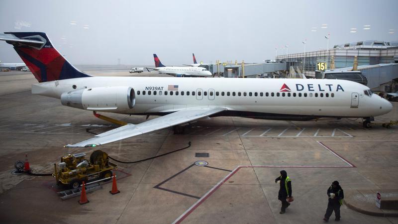 Darmowe komunikatory na pokładzie samolotów Delta