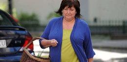 Pierwsza dama dźwiga sama. Ponad 15 kg!