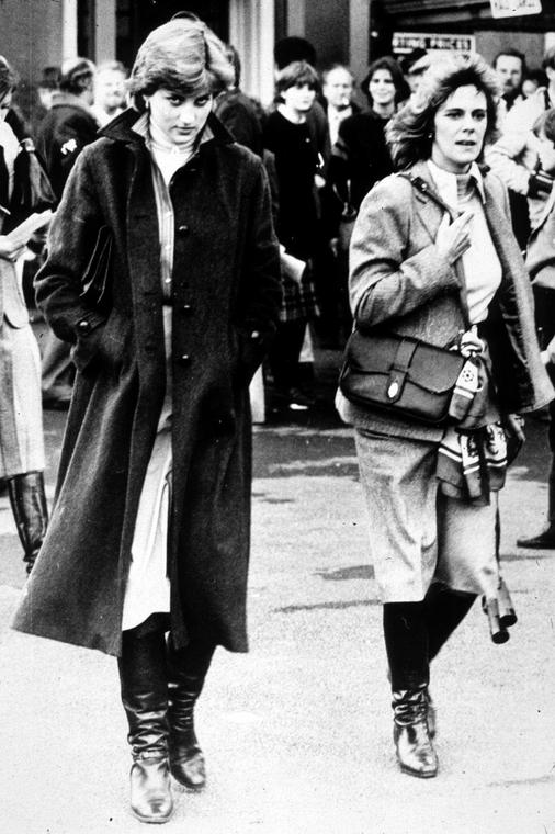 Diana Spencer, Camilla Parer-Bowles