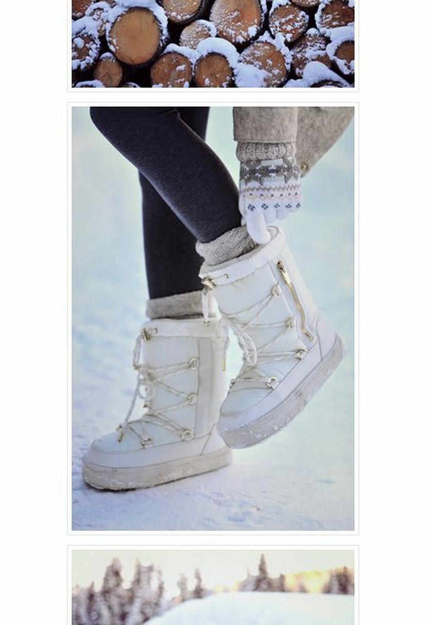 Kasia Tusk Moon Boots