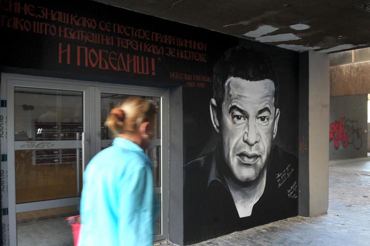 uzice nebojsa glogovac novi mural 030820 Ras foto Milos Cvetkovic 001 preview