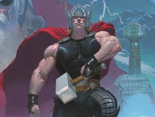 Ostatni pojedynek boga gromu. Komiks 'Thor Gromowładny'