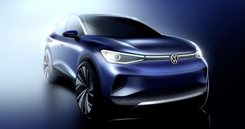 Z zasięgiem na poziomie 500 km nowy Volkswagen ID.4 może mierzyć się z Teslą Model X Long Range (507 km na jednym ładowaniu)