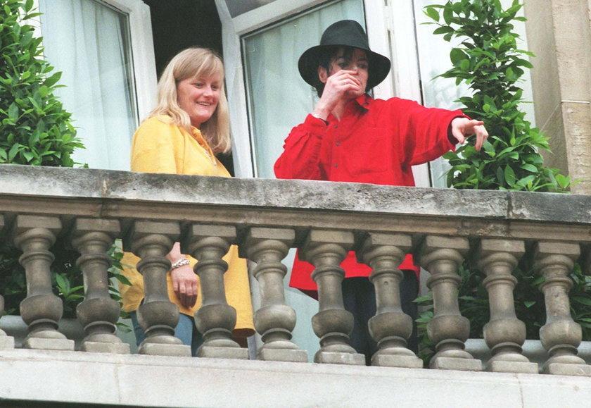 Michael Jackson i Debbie Rowe