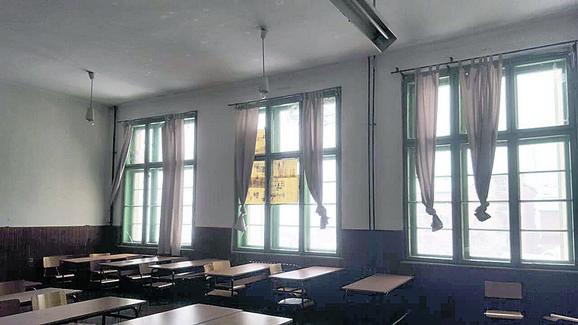 Skraćeni i časovi zbog hladnih učionica