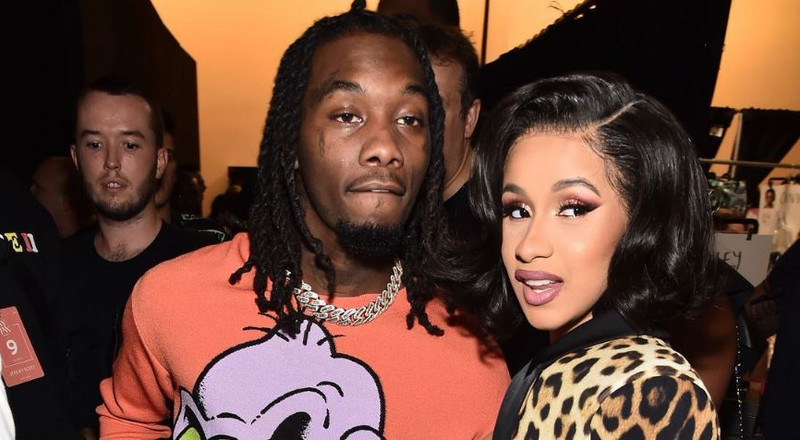 Watch Cardi B and Offset dance to Wurld's and Sarz's 'Mad' [Video]