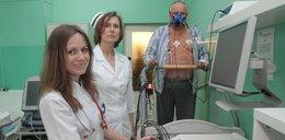 Nowy sprzęt w szpitalu Sterlinga