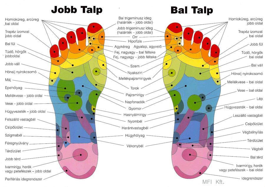 Merevedési pontok a lábakon Testszerte jelentkező fájdalom: a fibromialgia tünetei