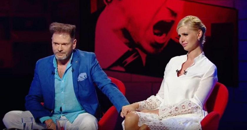 Krzysztof Rutkowski oświadczył się w telewizji