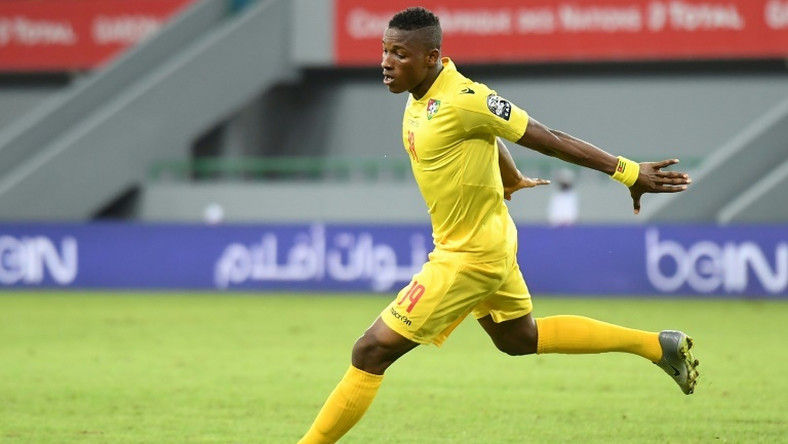 Kodjo Fo-Doh Laba scored in stoppage time to give Renaissance Berkane of Morocco a 1-0 first-leg lead over Zamalek of Egypt in the CAF Confederation Cup final.