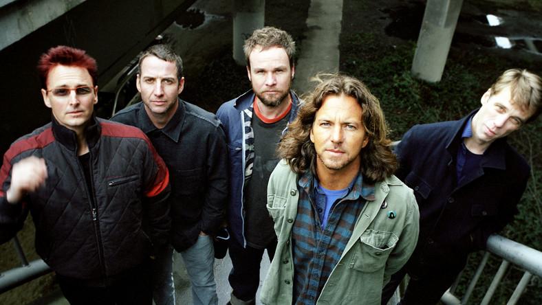 Sprawdź pierwsze nagrania Pearl Jam