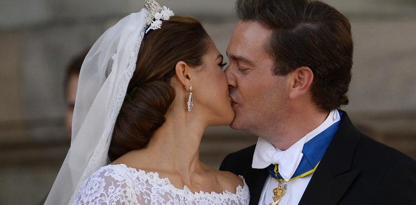 Księżna poślubiona! Młody jest obrzydliwie... FOTO