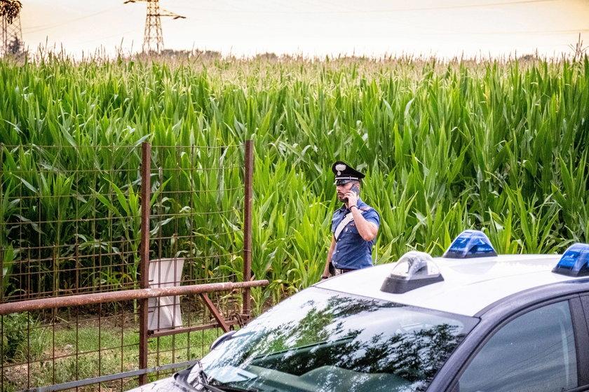 Straszna śmierć kobiet na polu kukurydzy